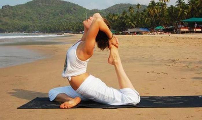 Как сделать фигуру подтянутой с помощью Фитнес-йоги 52705