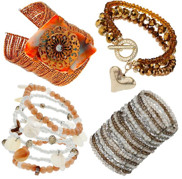 """На нашем женском портале  """"Дамочка """" Вы постоянно можете найти новость - самые красивые браслеты из бисера..."""