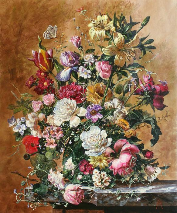 gyula_siska_floral_delight (583x700, 234Kb)