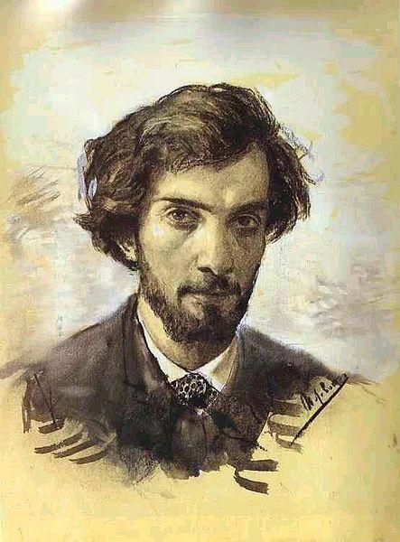 Автопортрет (1880 (443x600, 54Kb)