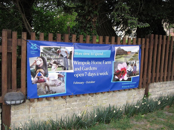 усадьба и ферма Вимпол Холл - Wimpole Hall 23633
