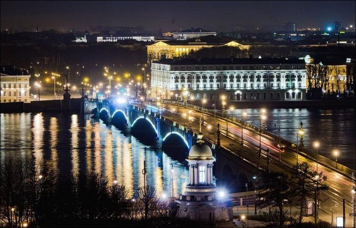 Виды Петербурга фото руфера Виталия Раскалова 40