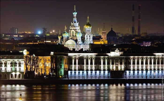 Виды Петербурга фото руфера Виталия Раскалова 41