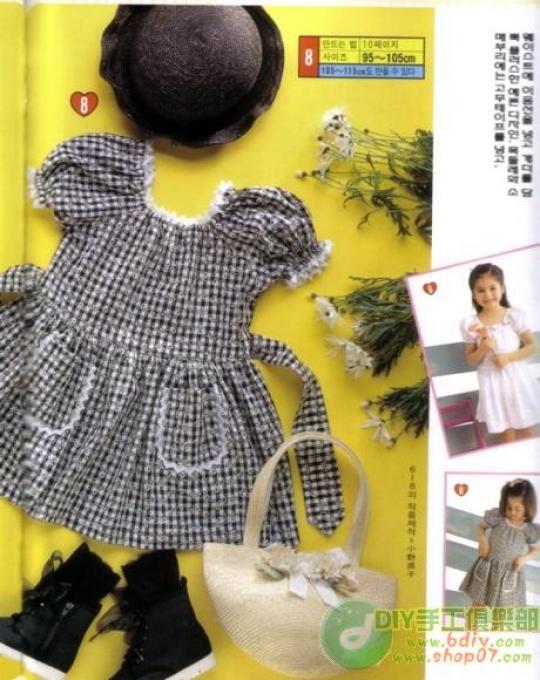 مجلة خياطة صينية.بترونات خياطة لكل العائلة.بترونات خياطة للاطفال وللسيدات 75137444_215_155408_