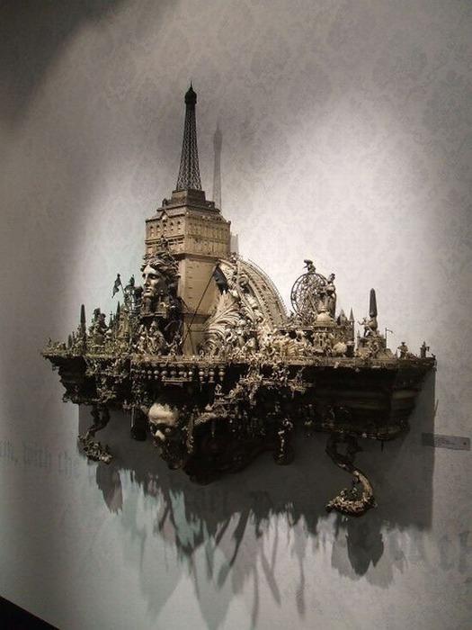 Мастера скульптуры - Крис Кукси (Kris Kuksi) 41