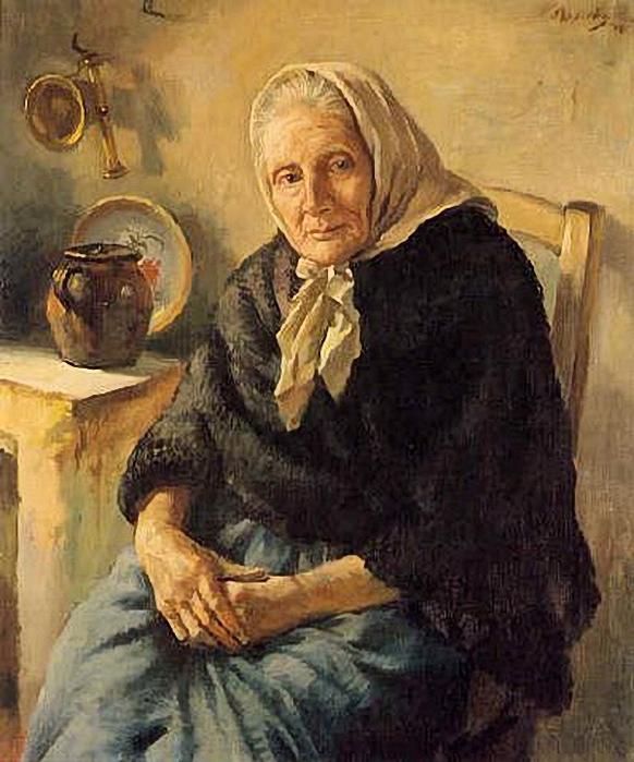 George Owen Wynne Apperley.(1884-1960) (582x700, 376Kb)