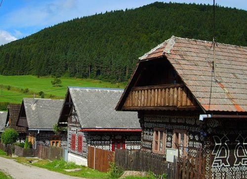 Деревянные дома в словении продам