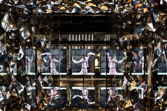 Музей стекла в Шанхае 001