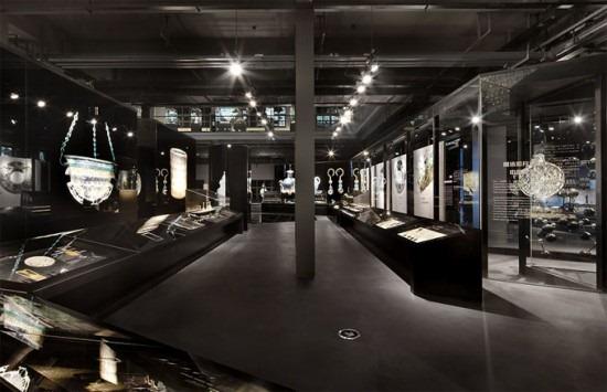 Музей стекла в Шанхае 003