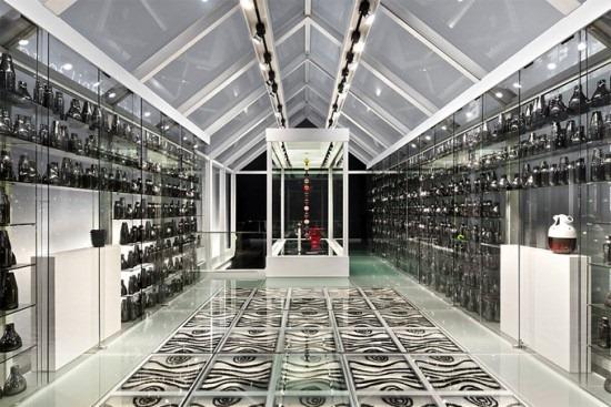 Музей стекла в Шанхае 004