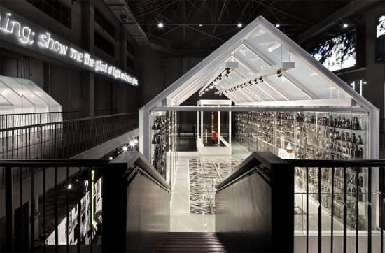 Музей стекла в Шанхае 006