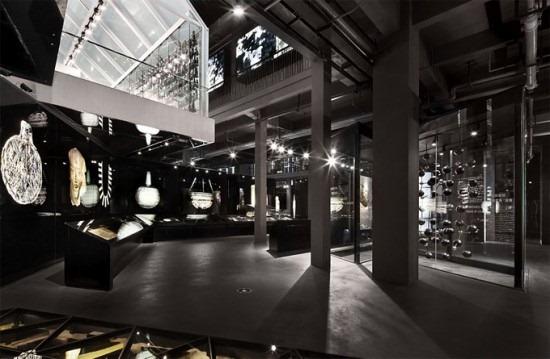 Музей стекла в Шанхае 008