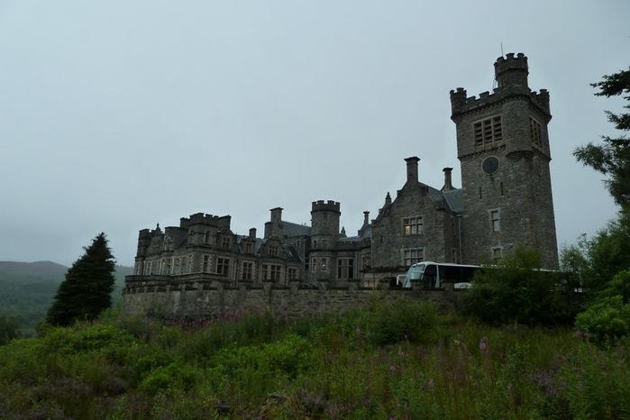Замок Carbisdale, Шотландия 70237