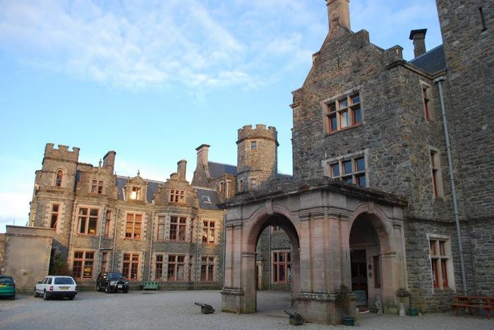Замок Carbisdale, Шотландия 22246