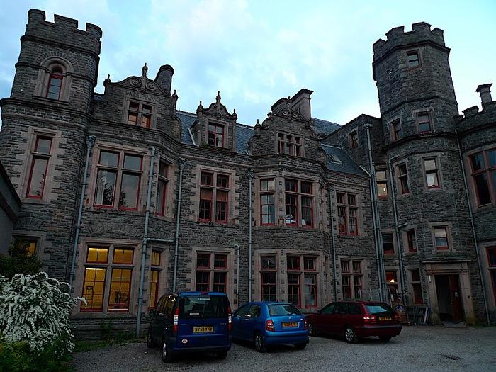 Замок Carbisdale, Шотландия 36720