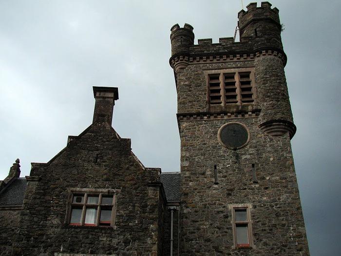 Замок Carbisdale, Шотландия 88235
