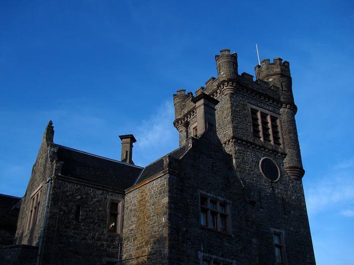 Замок Carbisdale, Шотландия 35121