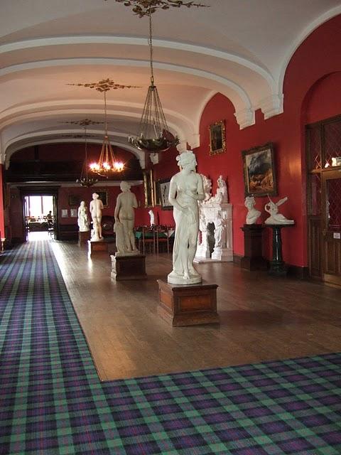 Замок Carbisdale, Шотландия 85014