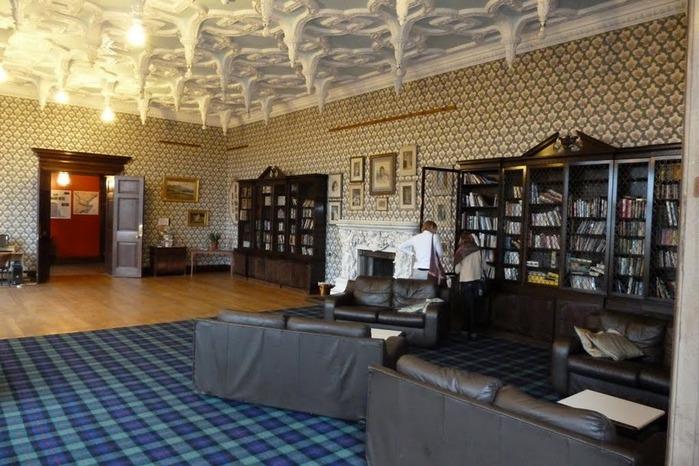 Замок Carbisdale, Шотландия 32084
