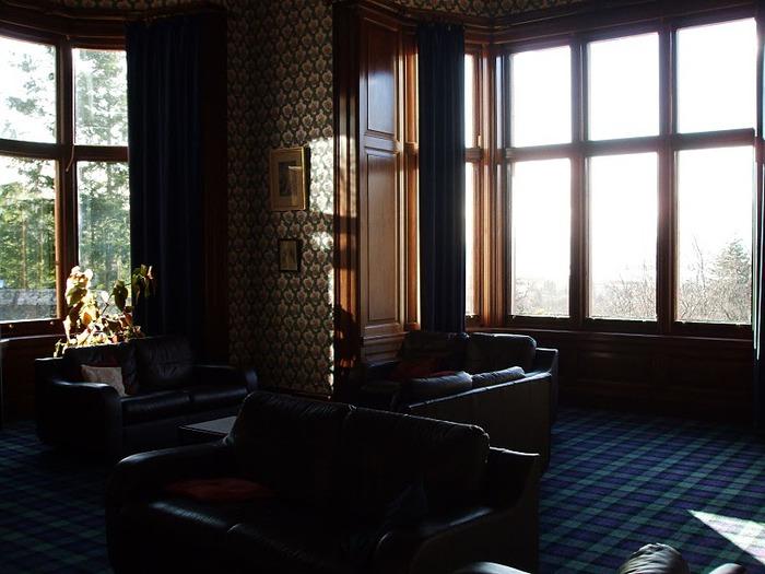 Замок Carbisdale, Шотландия 56817