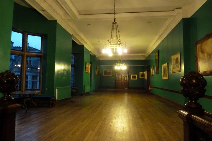 Замок Carbisdale, Шотландия 98720