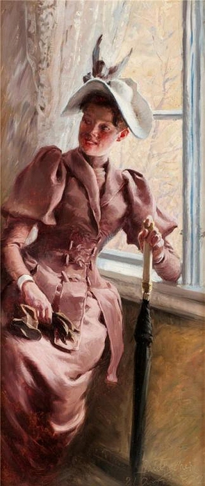 Paul Gustave Fischer1860-1935 (295x700, 163Kb)