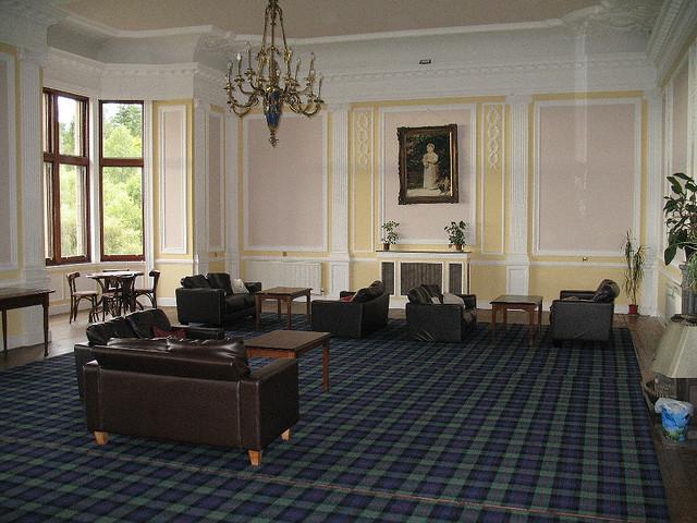 Замок Carbisdale, Шотландия 30738