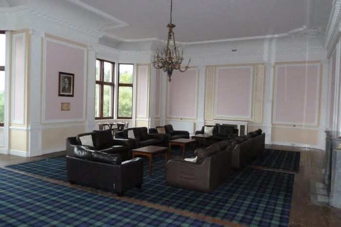 Замок Carbisdale, Шотландия 44786