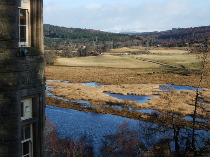 Замок Carbisdale, Шотландия 98849