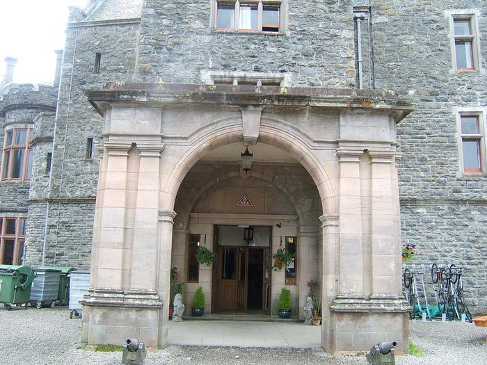 Замок Carbisdale, Шотландия 85792