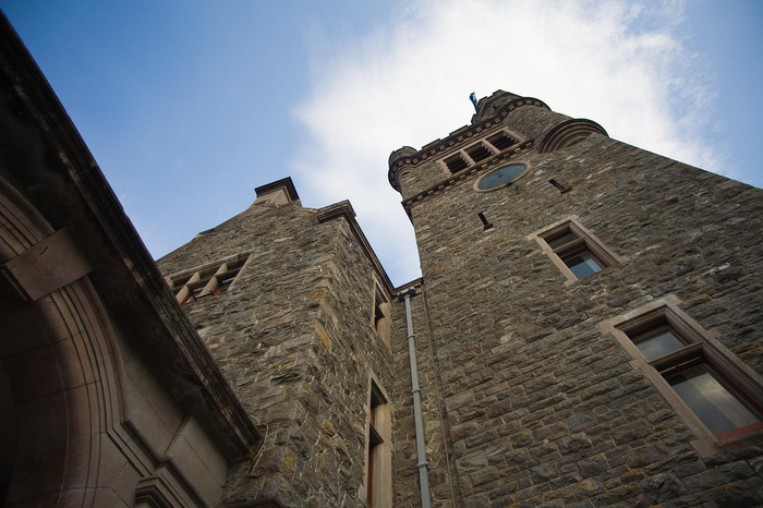 Замок Carbisdale, Шотландия 21473