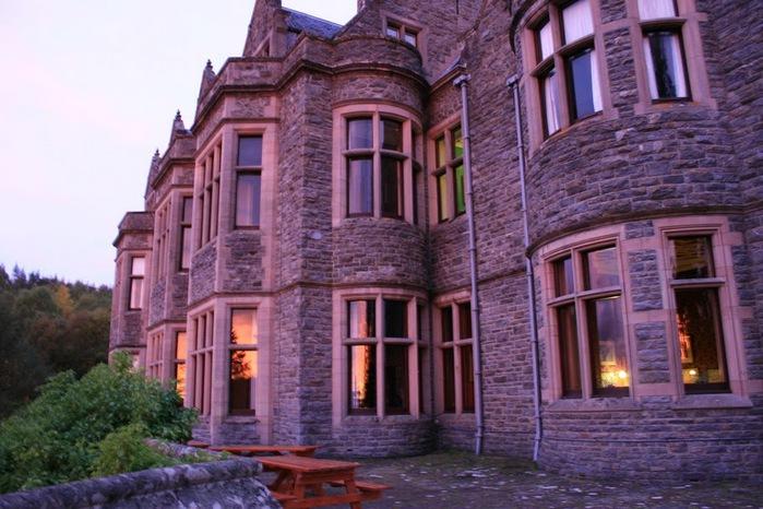 Замок Carbisdale, Шотландия 90755