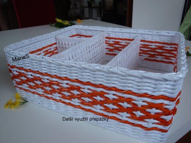 Коробка из газетных трубочек своими руками мастер класс 19