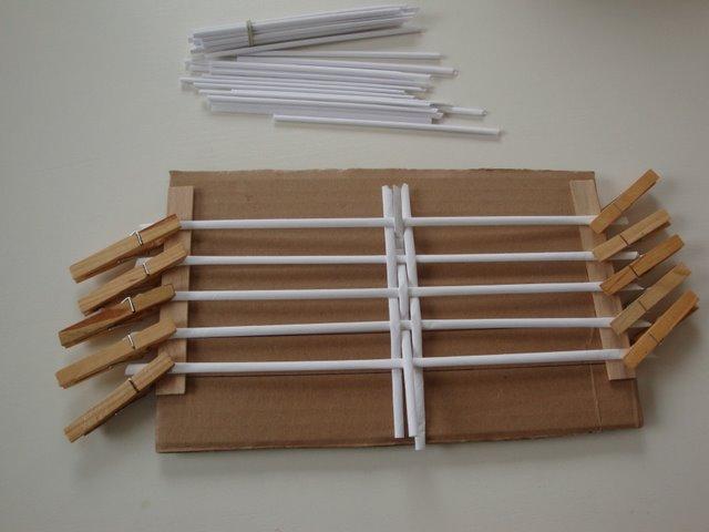 [Плетение коробка для специй