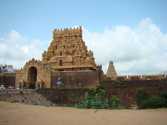 Танджавур - Брихандишвара Мандир (Brihadishwara Mandir) 20809