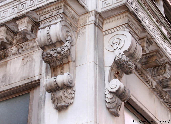 Architecture-corbels (700x507, 258Kb)