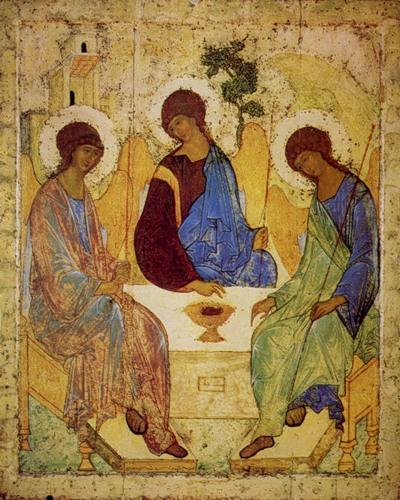 День Святой Троицы  - день Пятидесятницы