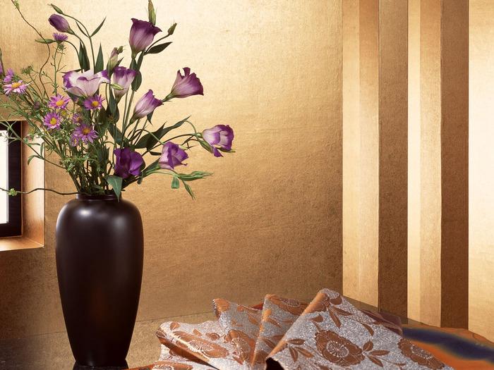 Искусственные цветы в интерьере фото: http://dreampics.ru/picture.php?id=30147