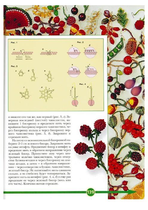 Схема цветов ндебеле.