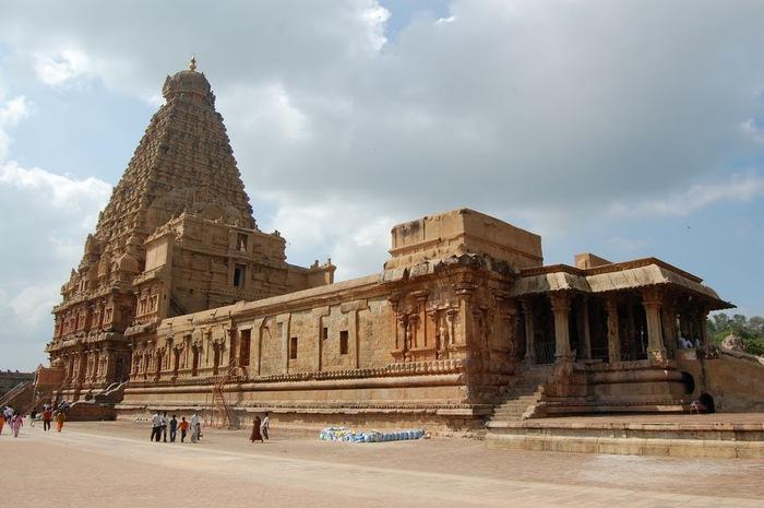 Танджавур - Брихандишвара Мандир (Brihadishwara Mandir) 22441