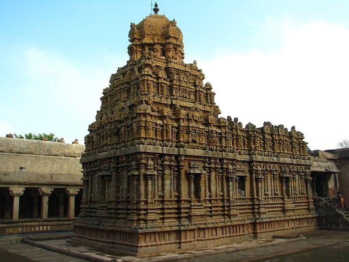 Танджавур - Брихандишвара Мандир (Brihadishwara Mandir) 21221