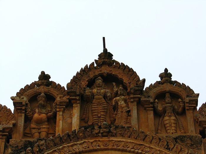 Танджавур - Брихандишвара Мандир (Brihadishwara Mandir) 73229