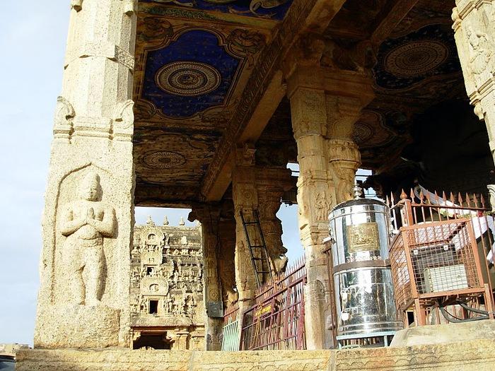 Танджавур - Брихандишвара Мандир (Brihadishwara Mandir) 49447