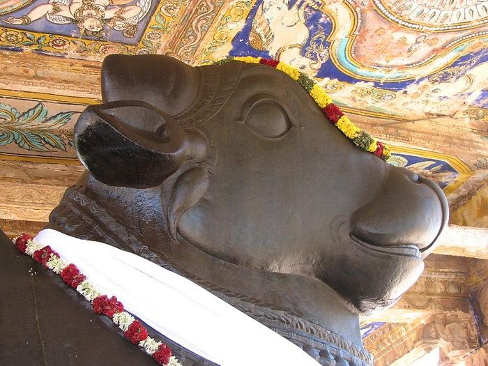 Танджавур - Брихандишвара Мандир (Brihadishwara Mandir) 97243