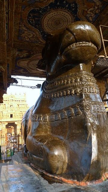 Танджавур - Брихандишвара Мандир (Brihadishwara Mandir) 45711