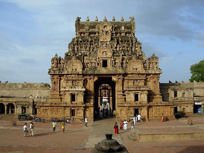 Танджавур - Брихандишвара Мандир (Brihadishwara Mandir) 67172