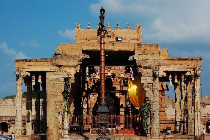 Танджавур - Брихандишвара Мандир (Brihadishwara Mandir) 43574