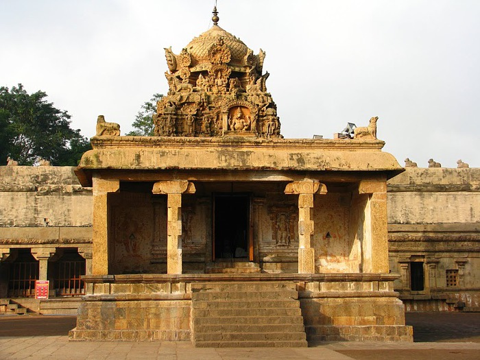 Танджавур - Брихандишвара Мандир (Brihadishwara Mandir) 22445