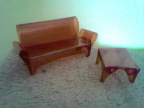 Как сделать для барби своими руками мебель