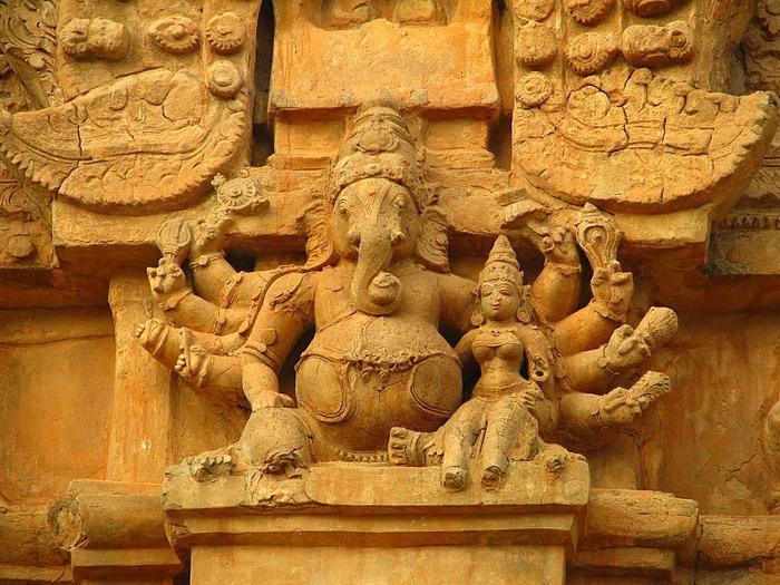 Танджавур - Брихандишвара Мандир (Brihadishwara Mandir) 41540
